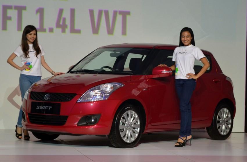 Suzuki Swift – third-gen launched, RM78k-RM83k Image #148970