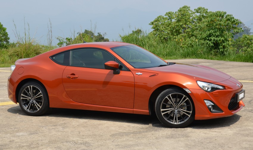 DRIVEN: Toyota 86 – a true gem under the veneer Image #115775