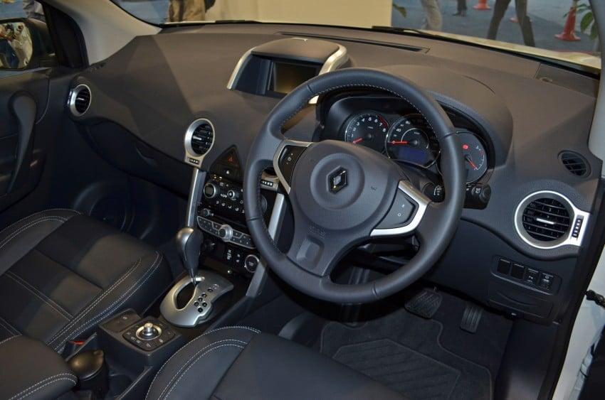 Renault Koleos facelift arrives – RM224k Image #110838