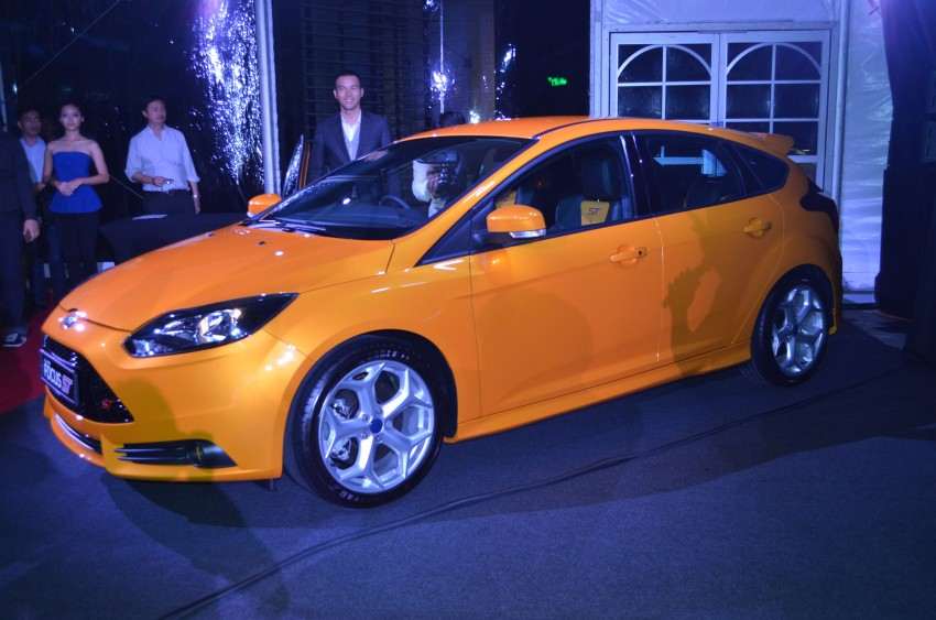 Ford Focus ST – the GTI challenger arrives, RM209k Image #131136