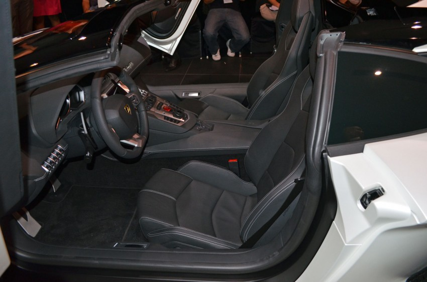 Lamborghini Aventador LP700-4 Roadster previewed in Malaysia – 18 months wait list, from RM3 million Image #142089