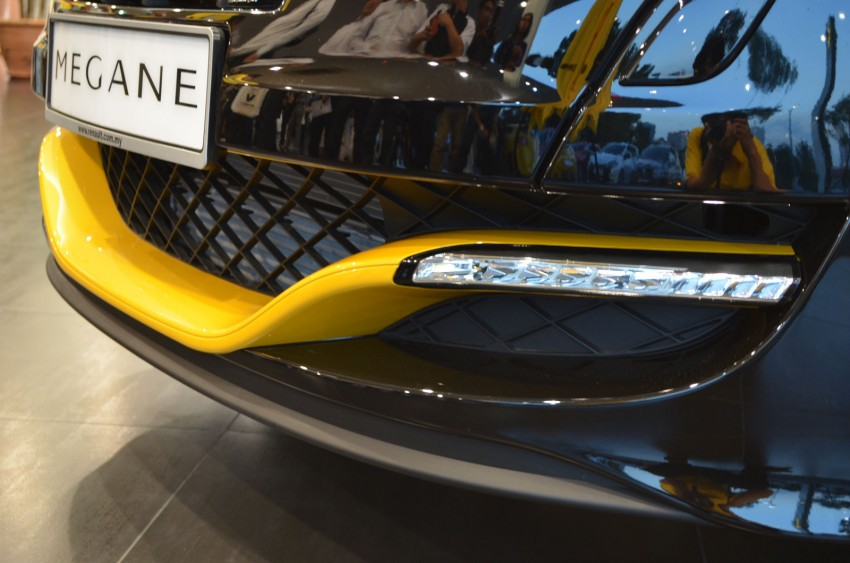 Renault Megane RS 265 Cup launched – RM235k Image #151710