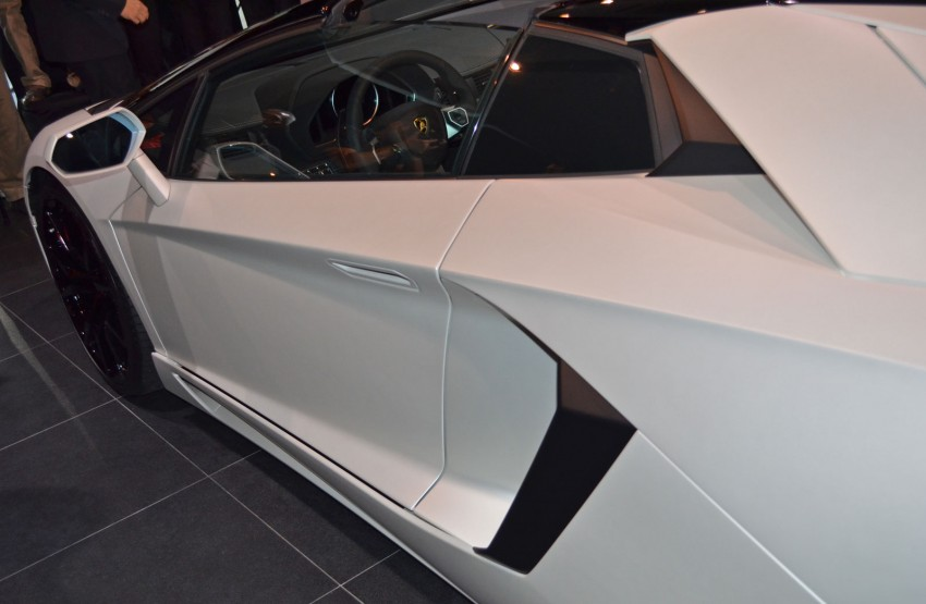 Lamborghini Aventador LP700-4 Roadster previewed in Malaysia – 18 months wait list, from RM3 million Image #142090