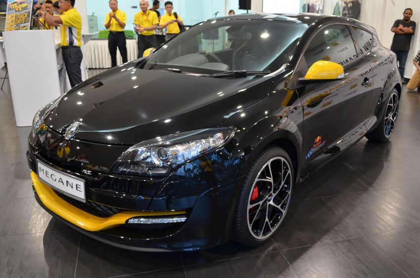 Renault Megane RS 265 Cup launched – RM235k Image #151711