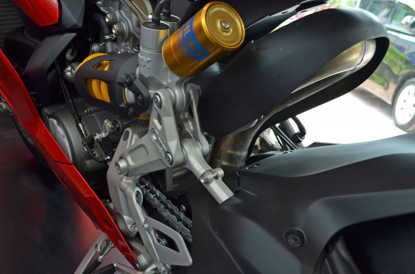 Naza opens largest Ducati Centre in Asia, launches the 1199 Panigale – 195 hp, 164 kg, from RM160,888 Image #101524
