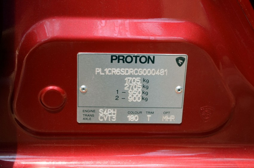 Proton Prevé Turbo CVT and IAFM Manual tested Image #103489