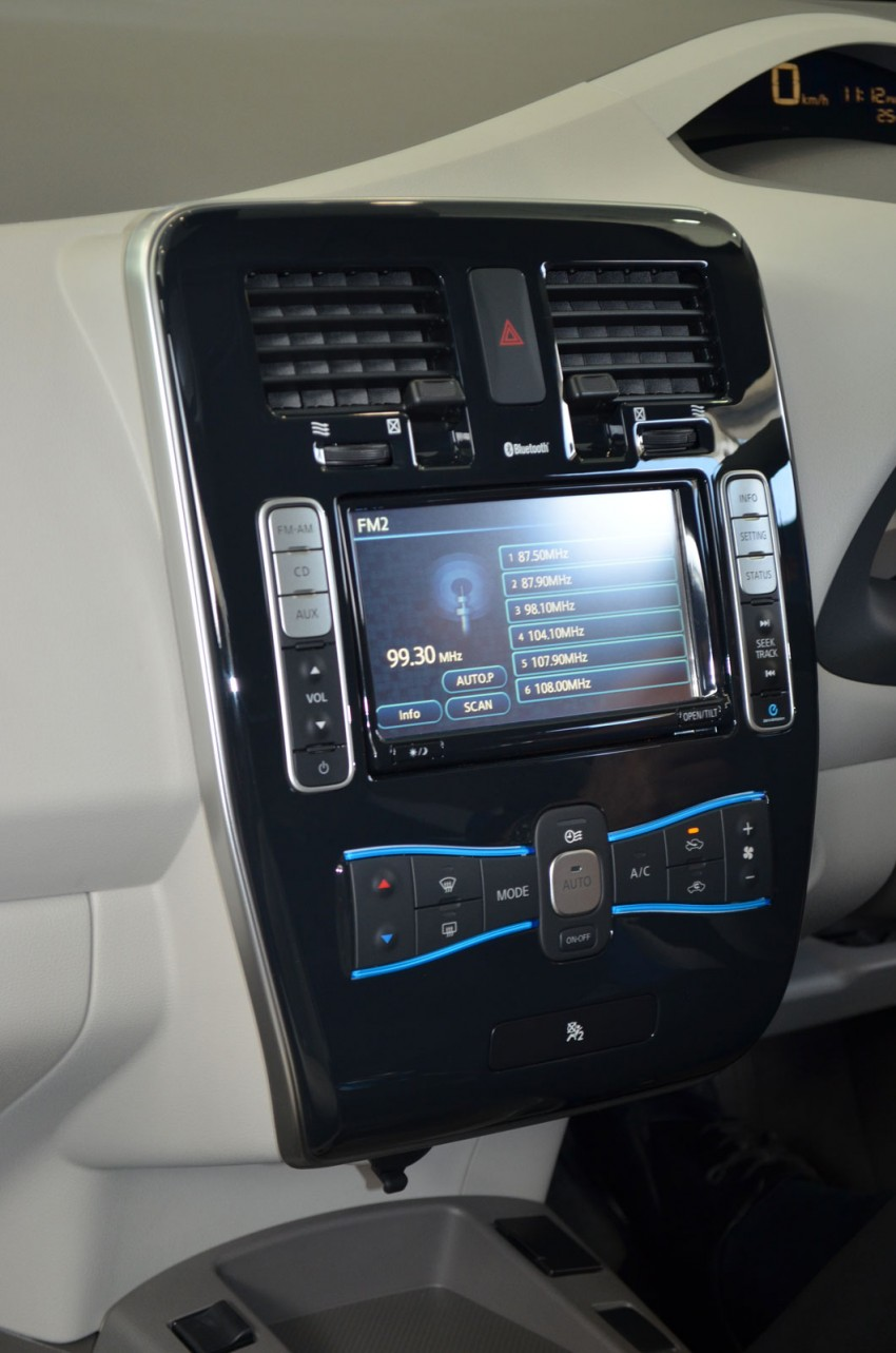 Nissan Leaf driven around the block – you can try it too! Image #104562
