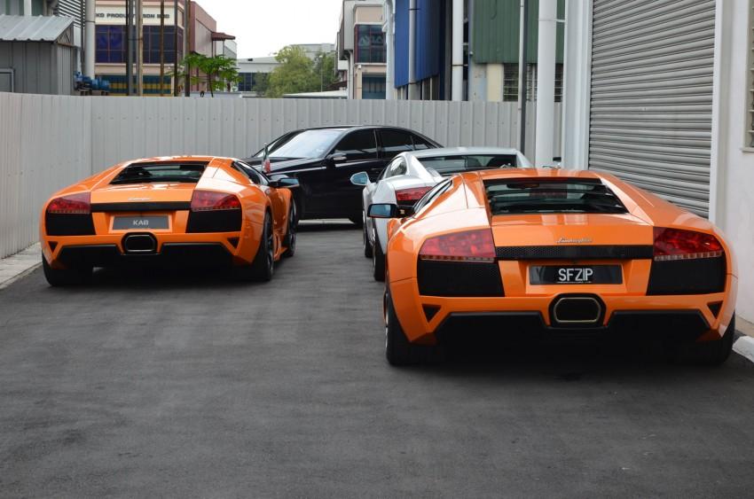 Lamborghini opens 3S centre in Glenmarie Image #108335