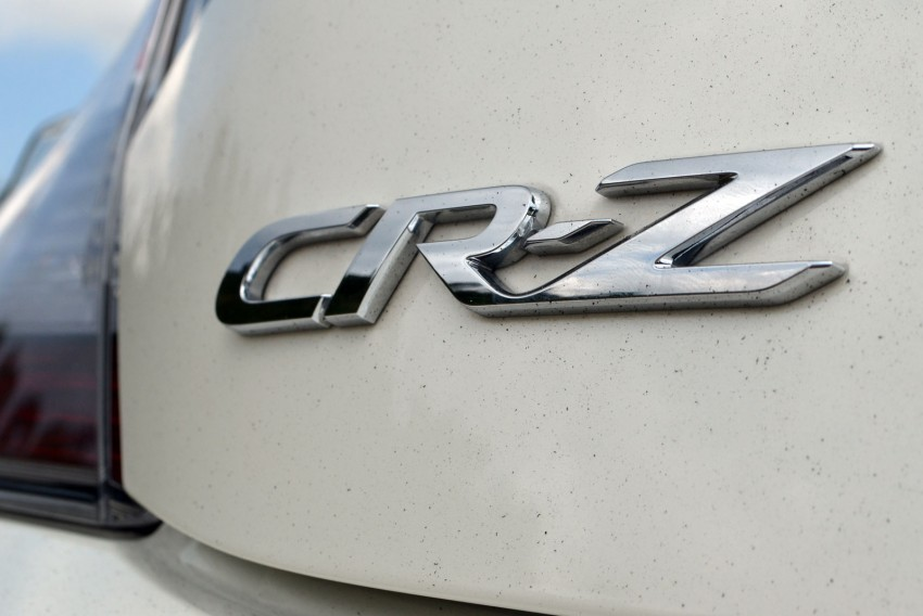 TESTED: Honda CR-Z Hybrid, both Manual and CVT driven in Malaysia and Japan Image #103641