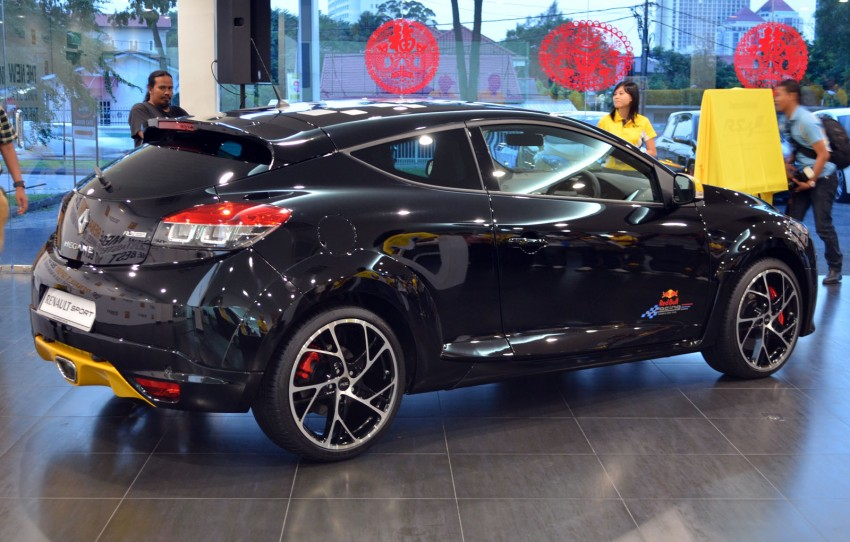 Renault Megane RS 265 Cup launched – RM235k Image #151713