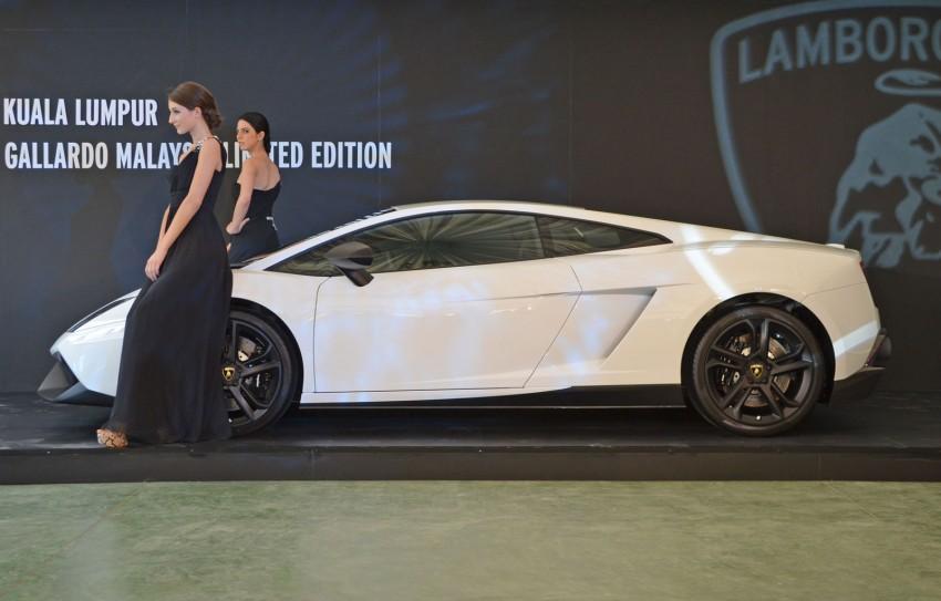 Lamborghini Gallardo Malaysia Limited Edition – 20 units Image #103994