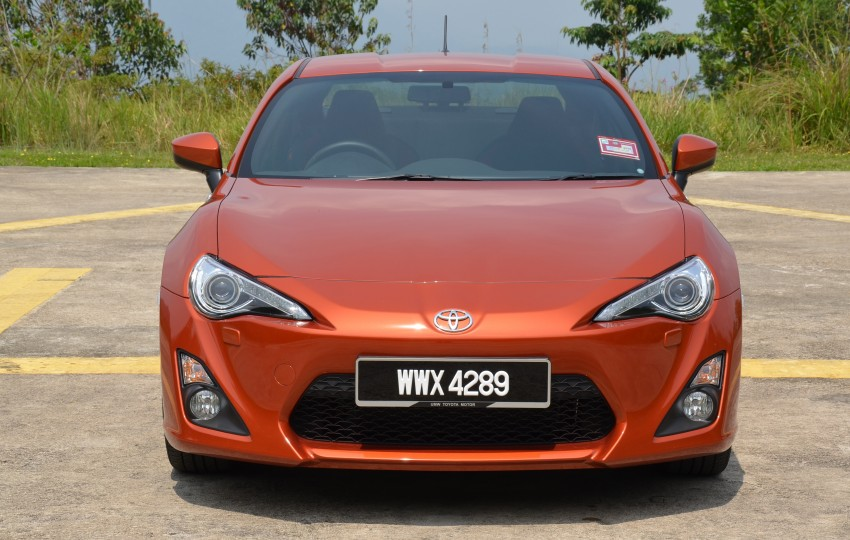 DRIVEN: Toyota 86 – a true gem under the veneer Image #115457