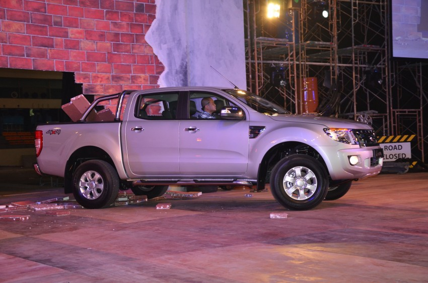 Ford Ranger T6 launched – RM90k to RM117k Image #114871