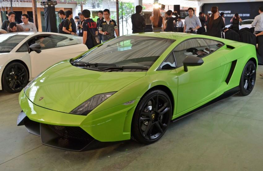 Lamborghini Gallardo Malaysia Limited Edition – 20 units Image #103996