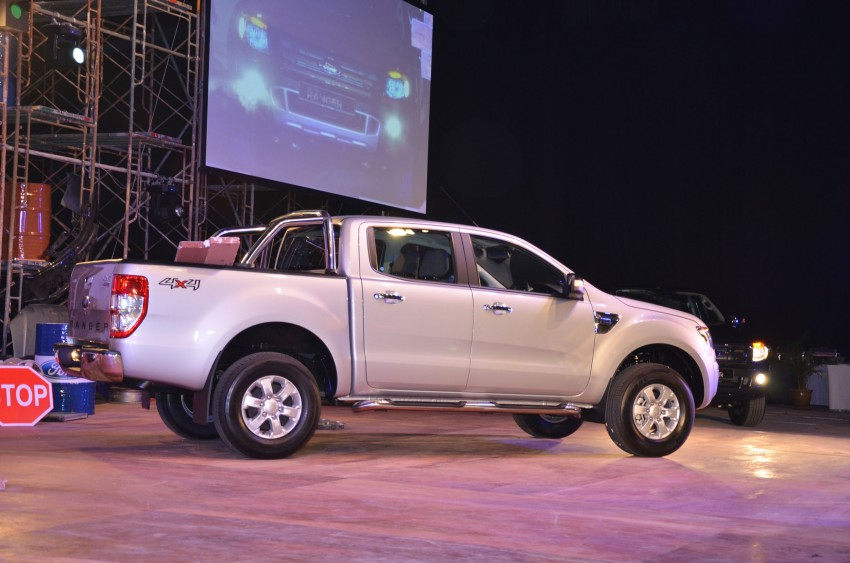 Ford Ranger T6 launched – RM90k to RM117k Image #114872