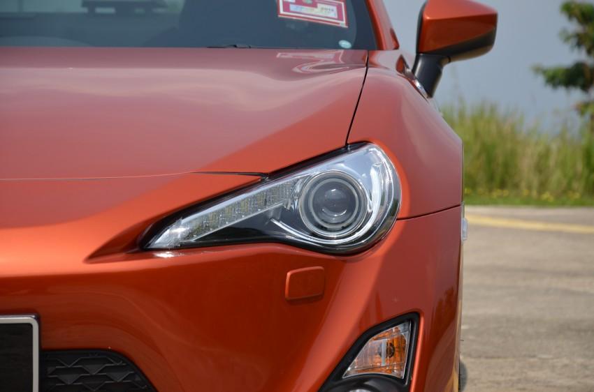 DRIVEN: Toyota 86 – a true gem under the veneer Image #115449