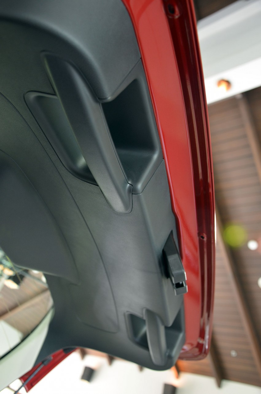DRIVEN: New Ford Focus Hatch and Sedan in Krabi Image #118221