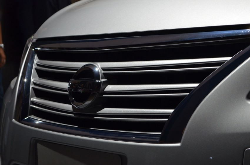 Nissan Sylphy launched in Thailand – new model gets improved 1.6, new 1.8, CVT; from 746,000 baht Image #127913