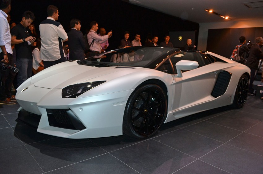 Lamborghini Aventador LP700-4 Roadster previewed in Malaysia – 18 months wait list, from RM3 million Image #142094