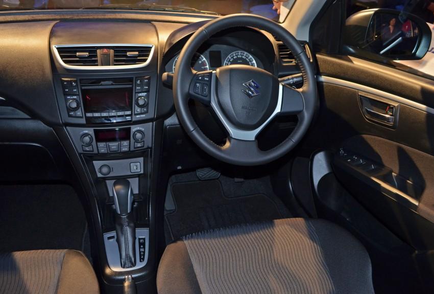 Suzuki Swift – third-gen launched, RM78k-RM83k Image #148972
