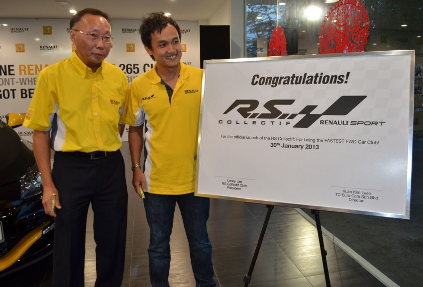Renault Megane RS 265 Cup launched – RM235k Image #151716