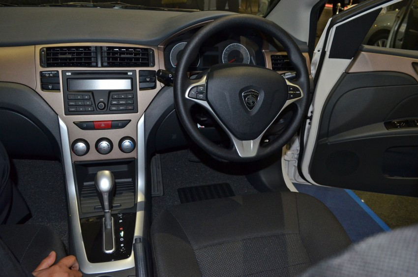 Proton Prevé with 1.6 turbo launched: RM60k – RM73k! Image #100982