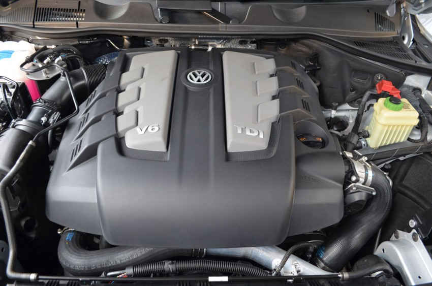 Volkswagen Touareg TDI launched, VGM's first diesel entry – 3.0L V6, 245 PS, 550 Nm, RM488,888 Image #139081