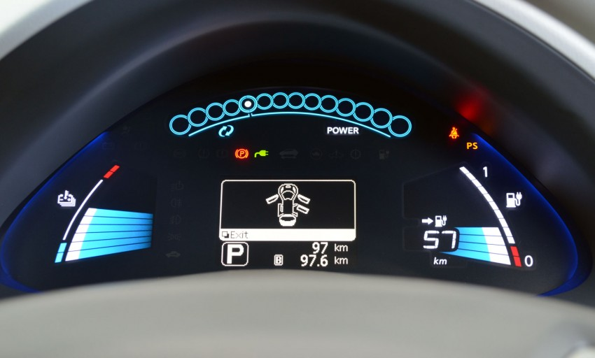 Nissan Leaf driven around the block – you can try it too! Image #104567