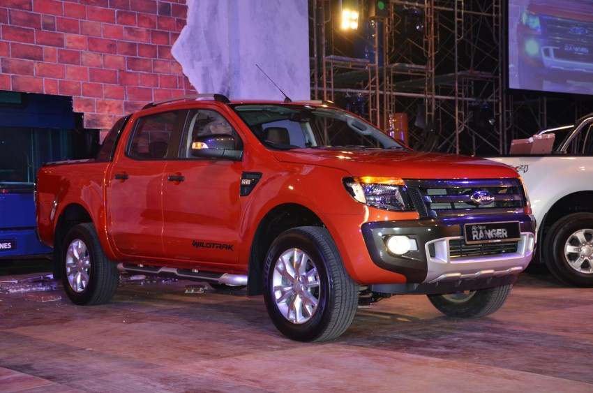 Ford Ranger T6 launched – RM90k to RM117k Image #114874