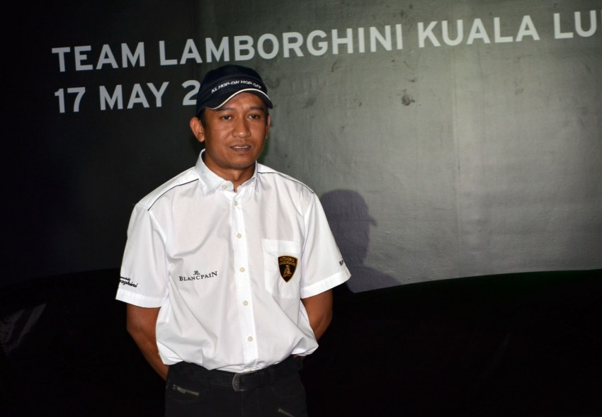 Team Lamborghini Kuala Lumpur JH Italia unveiled – Rizal Ashram Ramli a.k.a. Jejai is the Super Trofeo driver Image #107000