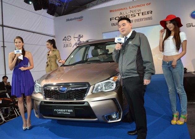 new car launches malaysia 2013Fourthgen Subaru Forester coming to Malaysia in 2013  new 20