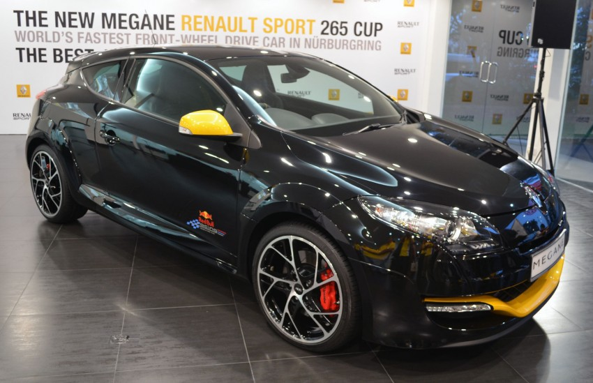 Renault Megane RS 265 Cup launched – RM235k Image #151718