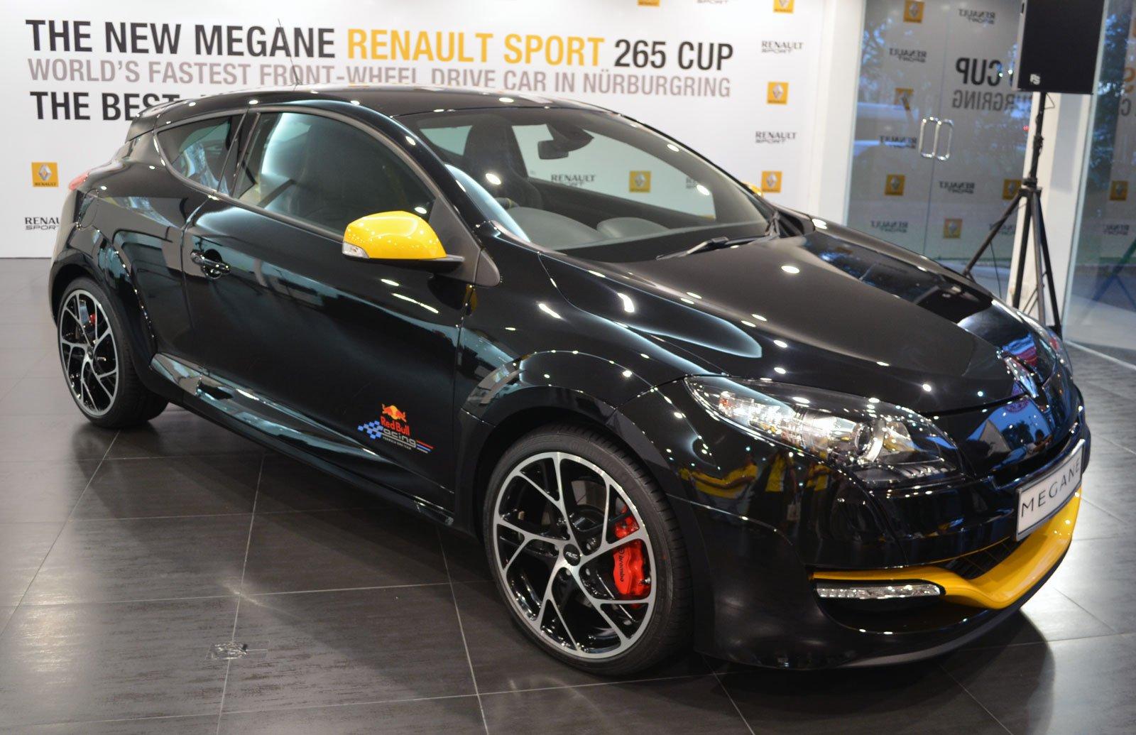 Renault megane rs 265 cup