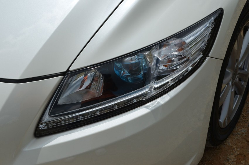 TESTED: Honda CR-Z Hybrid, both Manual and CVT driven in Malaysia and Japan Image #103647