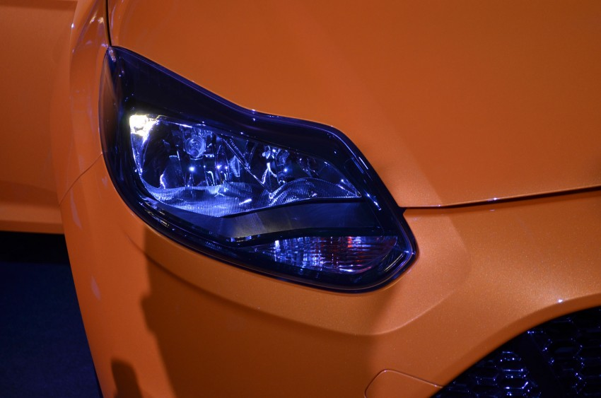 Ford Focus ST – the GTI challenger arrives, RM209k Image #131146