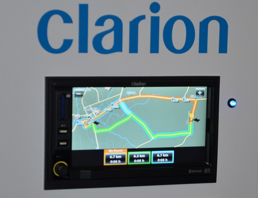 Clarion launches Mirage, the first Android-based OEM grade car stereo – retail sales to start in fourth quarter Image #95986