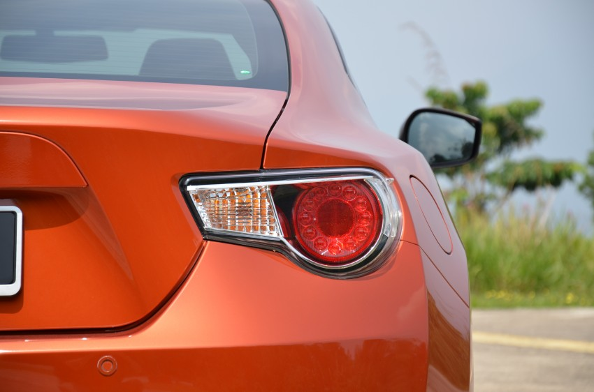 DRIVEN: Toyota 86 – a true gem under the veneer Image #115458