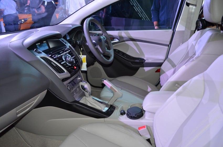 Ford Focus – 3rd-gen C346 debuts, RM116k-RM129k Image #131102
