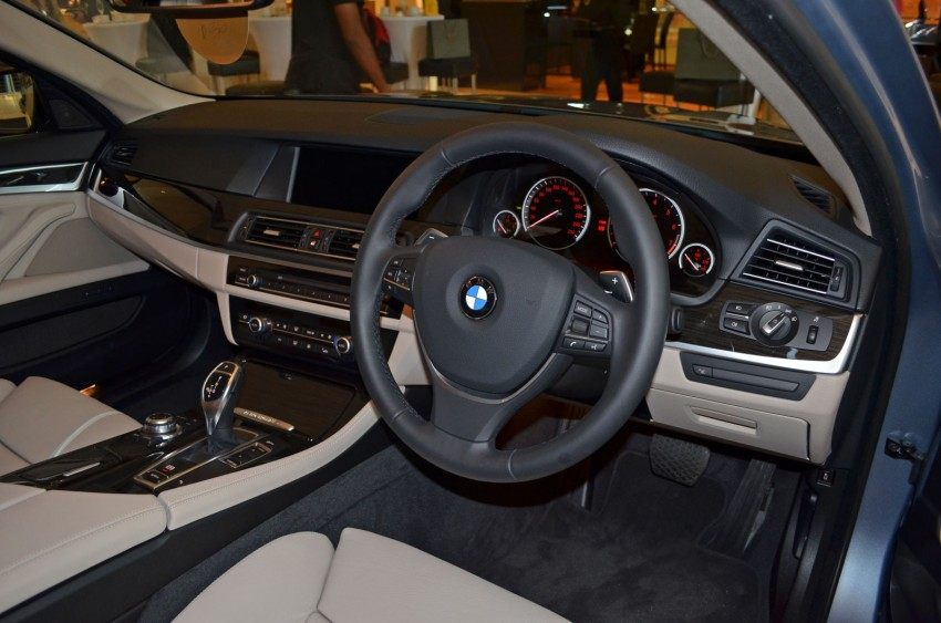BMW ActiveHybrid 3 and ActiveHybrid 5 sedans officially launched – RM538,800 and RM648,800 Image #138162