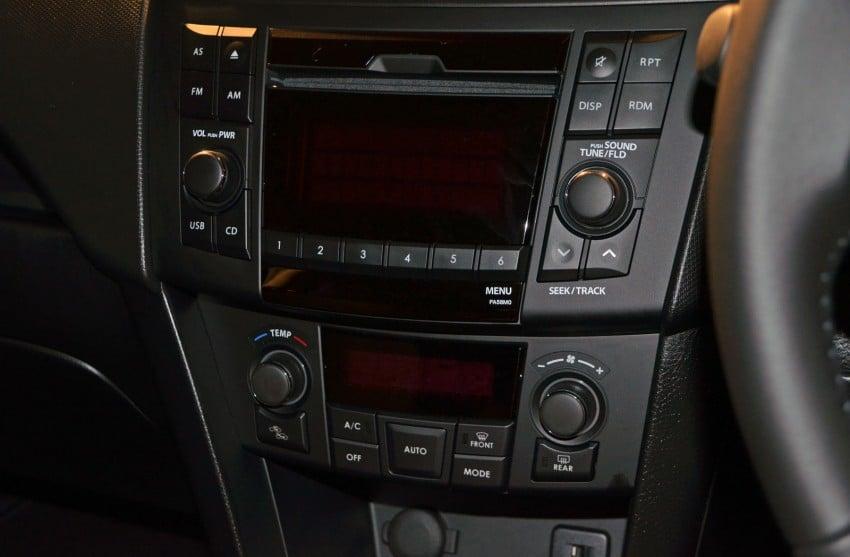 Suzuki Swift – third-gen launched, RM78k-RM83k Image #148979