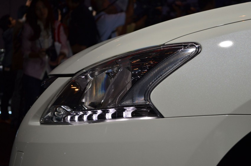 Nissan Sylphy launched in Thailand – new model gets improved 1.6, new 1.8, CVT; from 746,000 baht Image #127919
