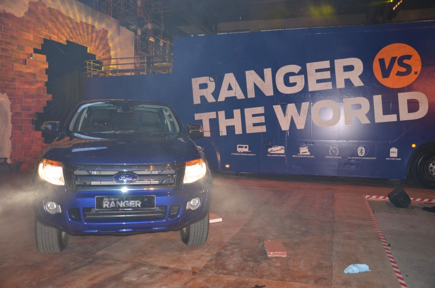 Ford Ranger T6 launched – RM90k to RM117k Image #114875