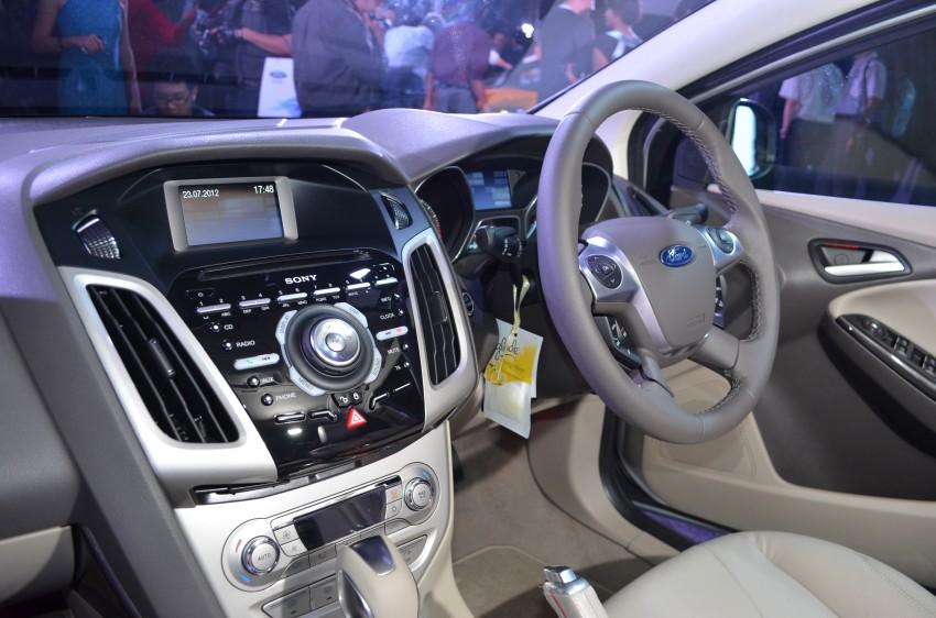 Ford Focus – 3rd-gen C346 debuts, RM116k-RM129k Image #131103