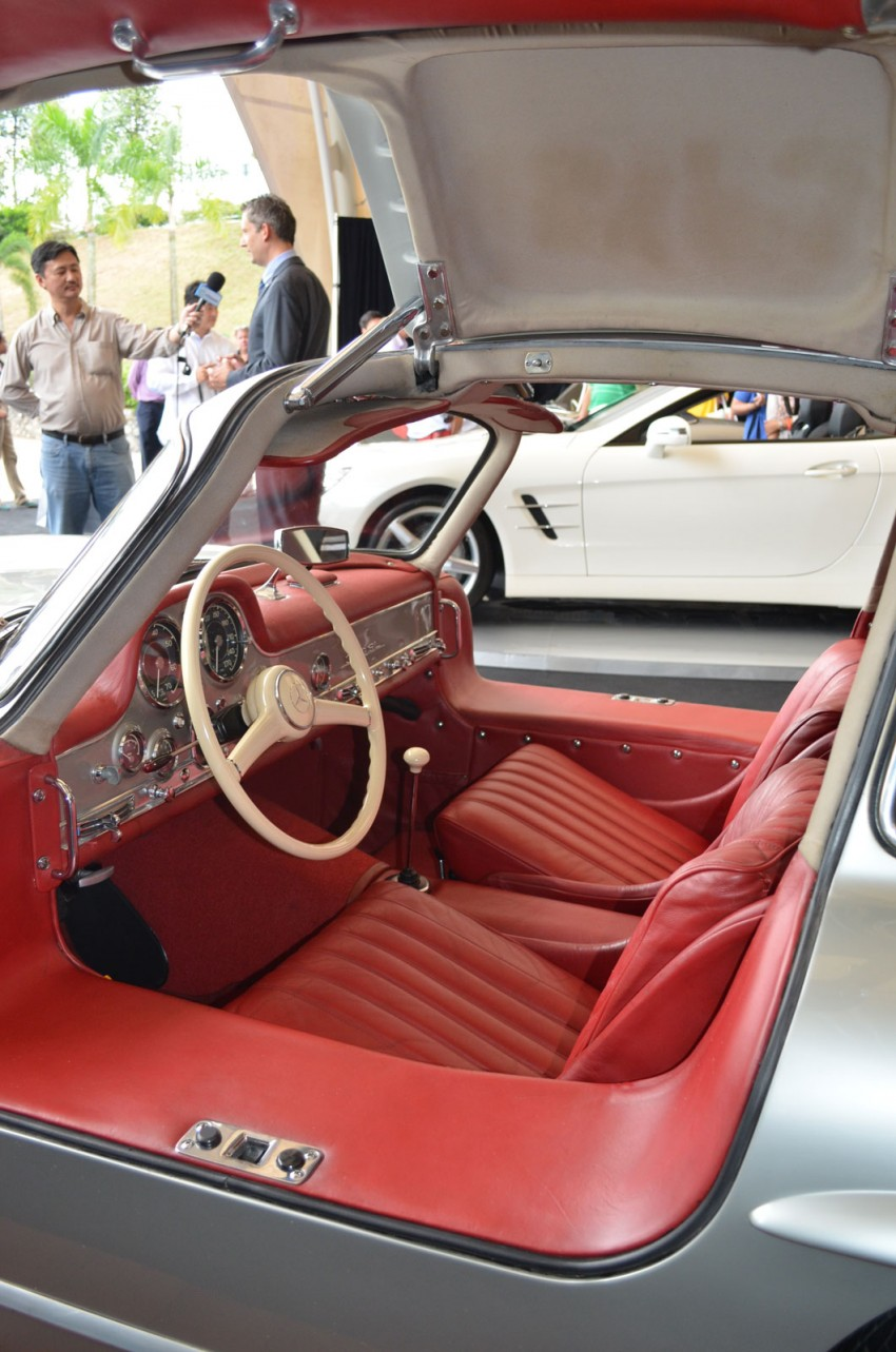 GALLERY: Five generations of the Mercedes-Benz SL Image #140474