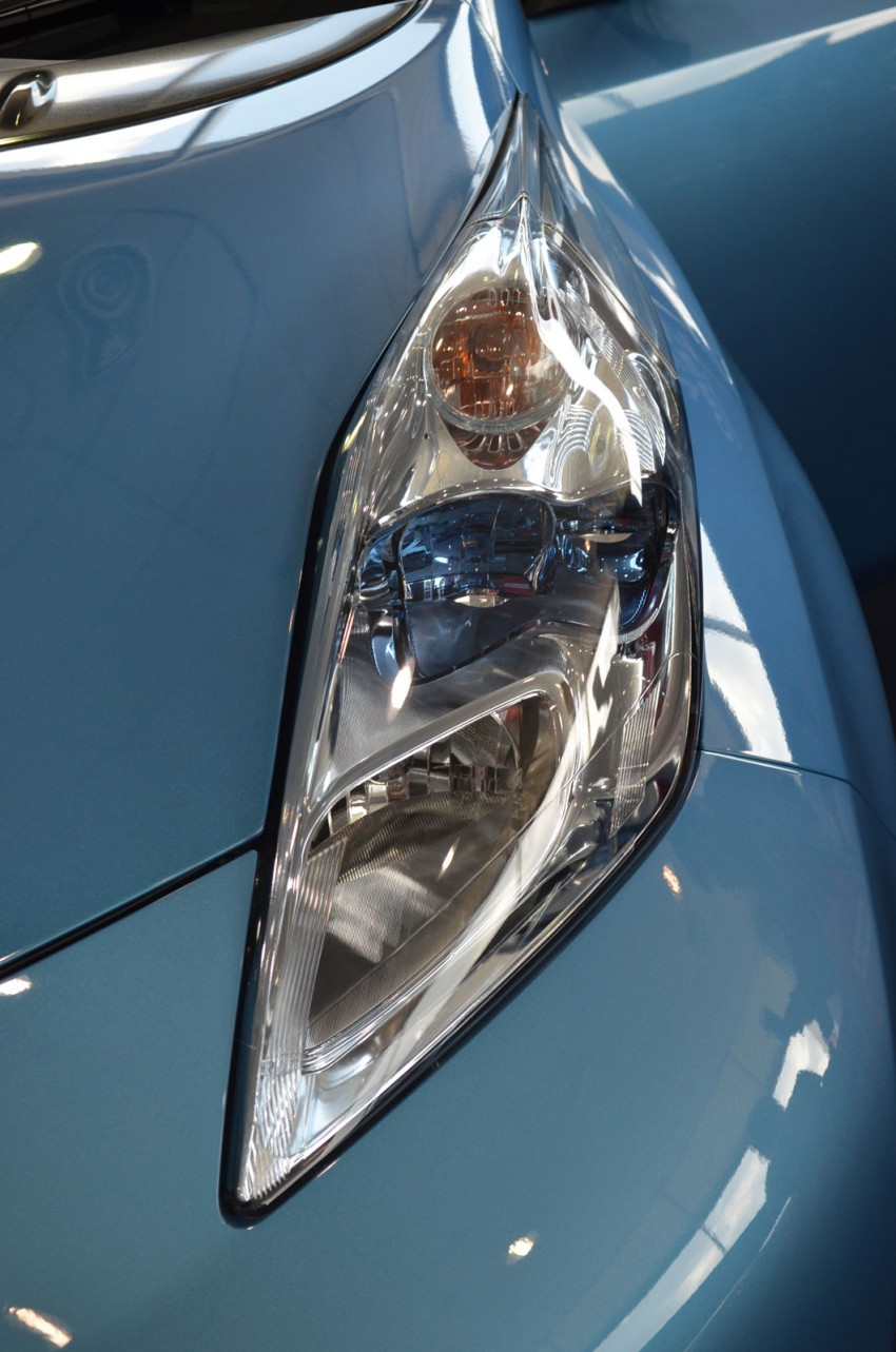 Nissan Leaf driven around the block – you can try it too! Image #104570