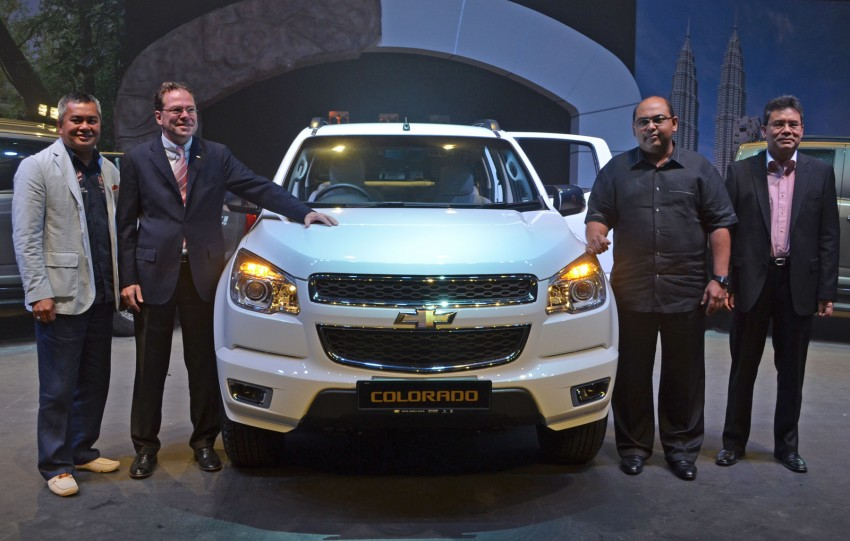 Chevrolet Colorado launched – 2.5L and 2.8L from RM90k Image #96460