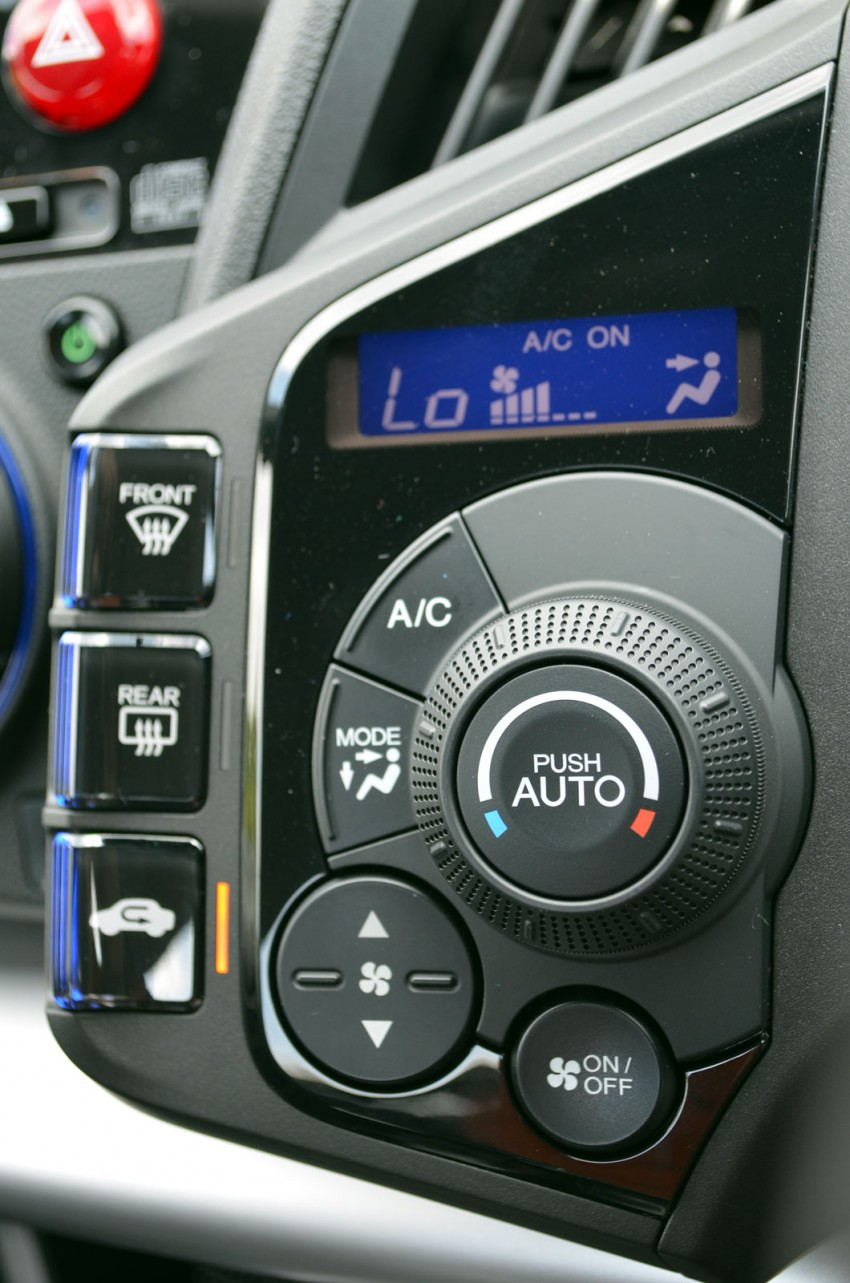TESTED: Honda CR-Z Hybrid, both Manual and CVT driven in Malaysia and Japan Image #103649