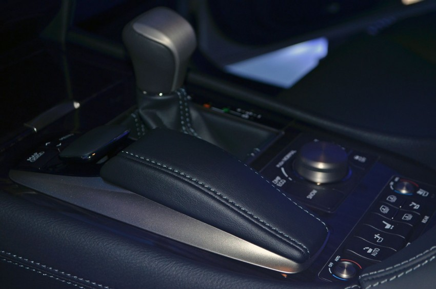 New Lexus LS launched – four variants, from RM788k Image #137835