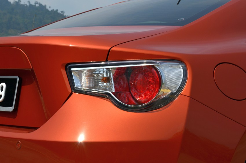 DRIVEN: Toyota 86 – a true gem under the veneer Image #115637