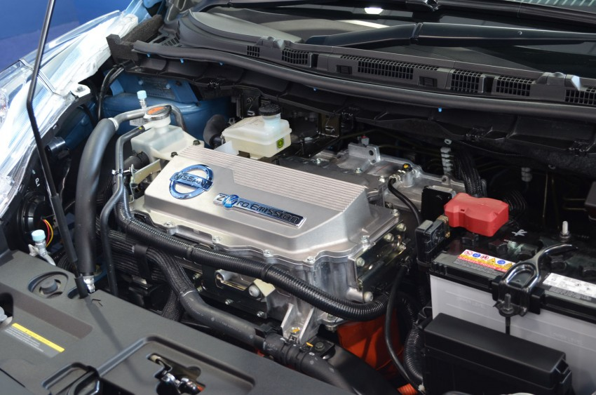 Nissan Leaf driven around the block – you can try it too! Image #104571